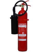Carbon_Dioxide_Extinguisher, CO2 Extinguisher