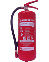 Powder_Extinguisher, Stored Pressure