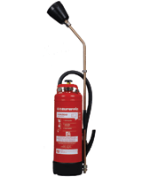 Special_Extinguisher, Dust Fires