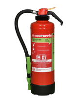 Foam_Extinguisher, Cartridge operated non Freeze Protected