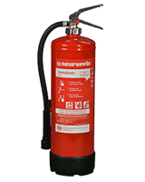 Foam_Extinguisher, Stored Pressure Not Freeze Protected