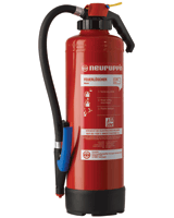 Water_Extinguisher, Cartridge operated Freeze Protected