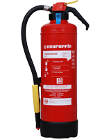 Water_Extinguisher, Cartridge Operated non Freeze Protected