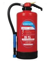Water_Mist_Extinguisher, Cartridge Operated